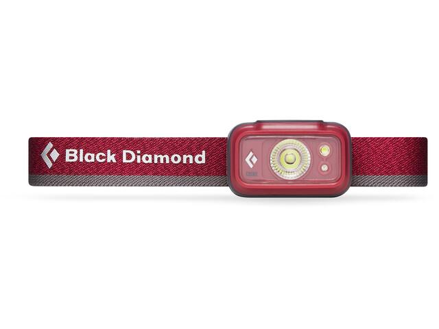 Black Diamond Cosmo 225 Pannlampa röd